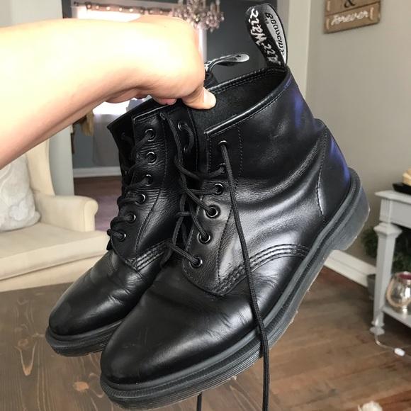 0fde7f76ead Dr. Martens 101 6-Eye Unisex Boots